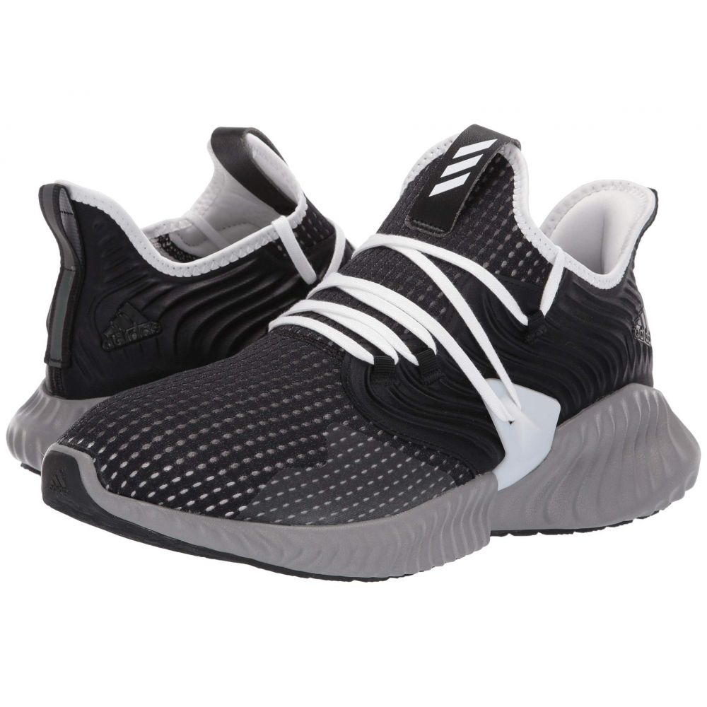 アディダス adidas Running メンズ テニス シューズ・靴【Alphabounce Instinct CC】Core Black/Footwear White/Grey Three