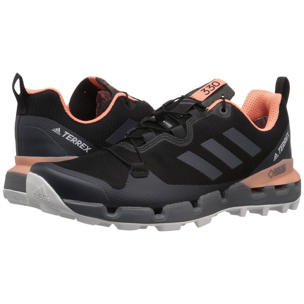 アディダス adidas Outdoor レディース ハイキング・登山 シューズ・靴【Terrex Fast GTX-Surround】Black/Grey Five/Chalk Coral