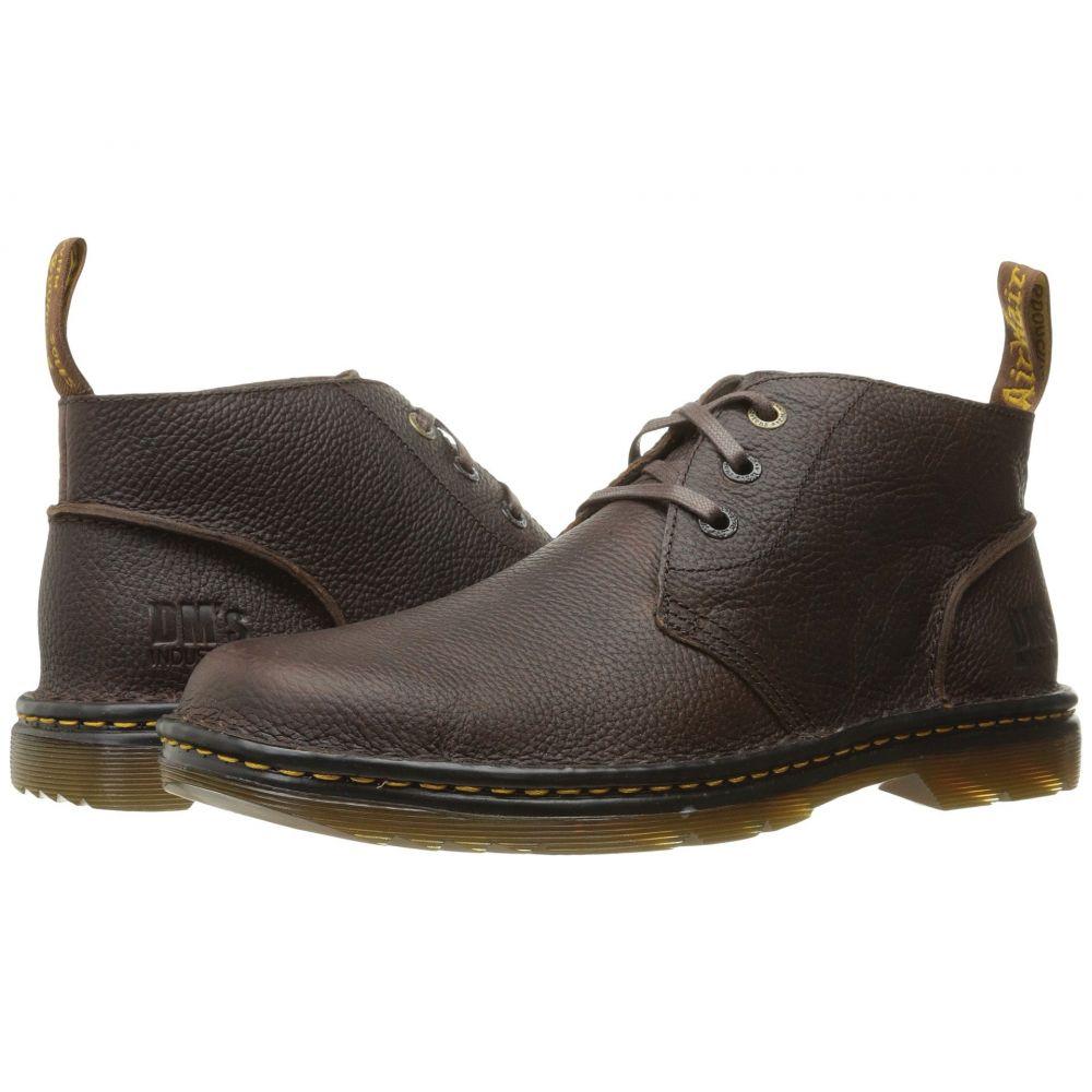 ドクターマーチン Dr. Martens Work メンズ シューズ・靴 ブーツ【Sussex】Dark Brown Bear Track