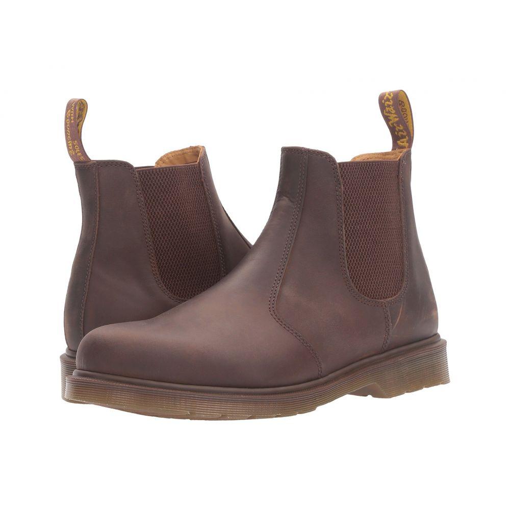 ドクターマーチン Dr. Martens レディース シューズ・靴 ブーツ【2976 Chelsea Boot】Gaucho Crazy Horse