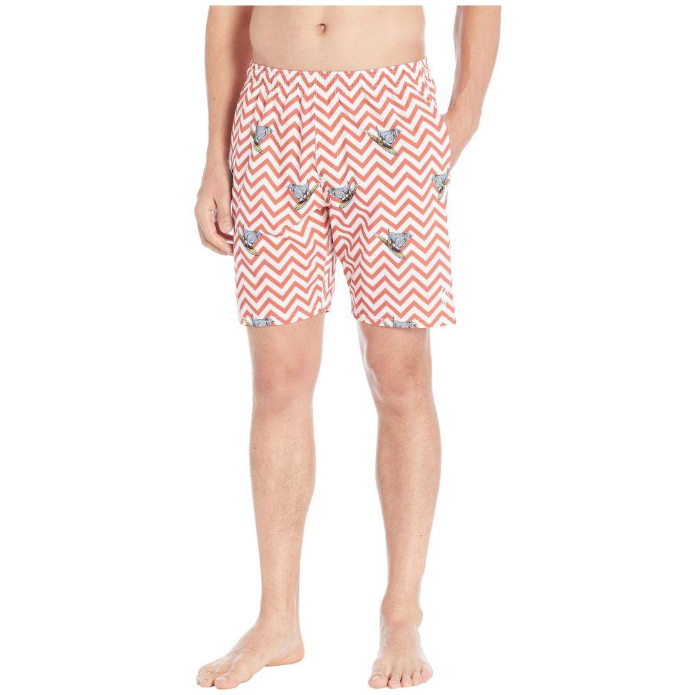 トーズオンザノーズ Toes on the Nose メンズ 水着・ビーチウェア 海パン【Surfin' Bull Volley】Nantucket