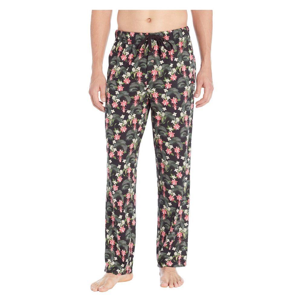 Nero Perla Black Cotton Pajama Top