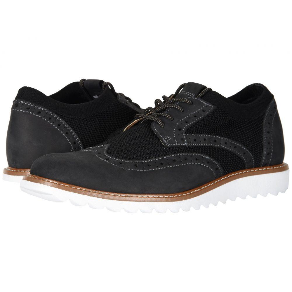 ドッカーズ Dockers メンズ シューズ・靴 革靴・ビジネスシューズ【Hawking】Black Knit/Nubuck