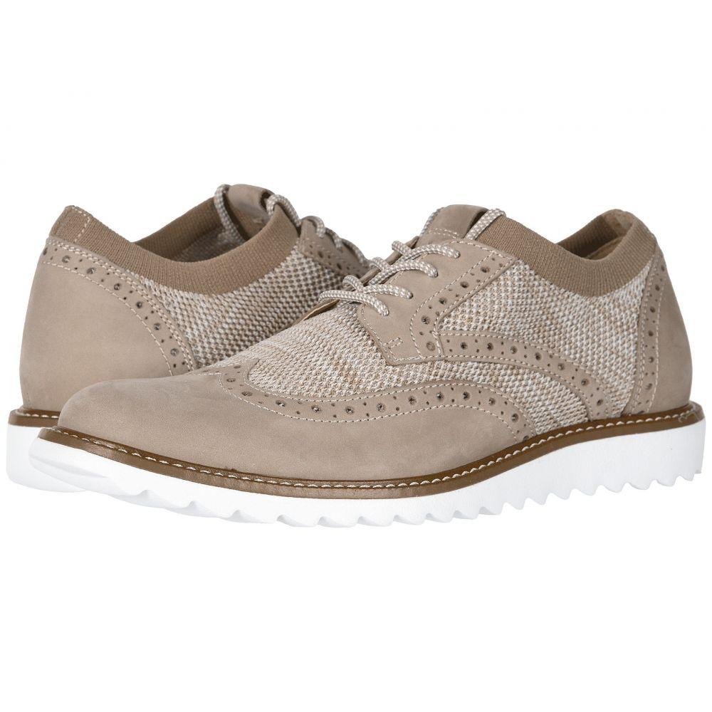 ドッカーズ Dockers メンズ シューズ・靴 革靴・ビジネスシューズ【Hawking】Oatmeal MarbeledKnit/Nubuck