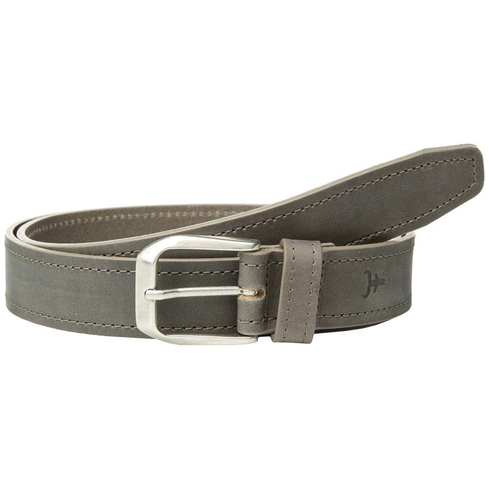 トラスク Trask メンズ ベルト【Darby Belt】Light Grey