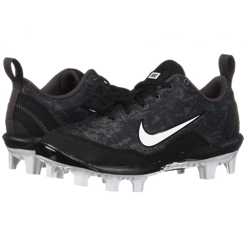 ナイキ Nike レディース 野球 シューズ・靴【Hyperdiamond 2 Pro MCS】Black/White/Thunder Grey