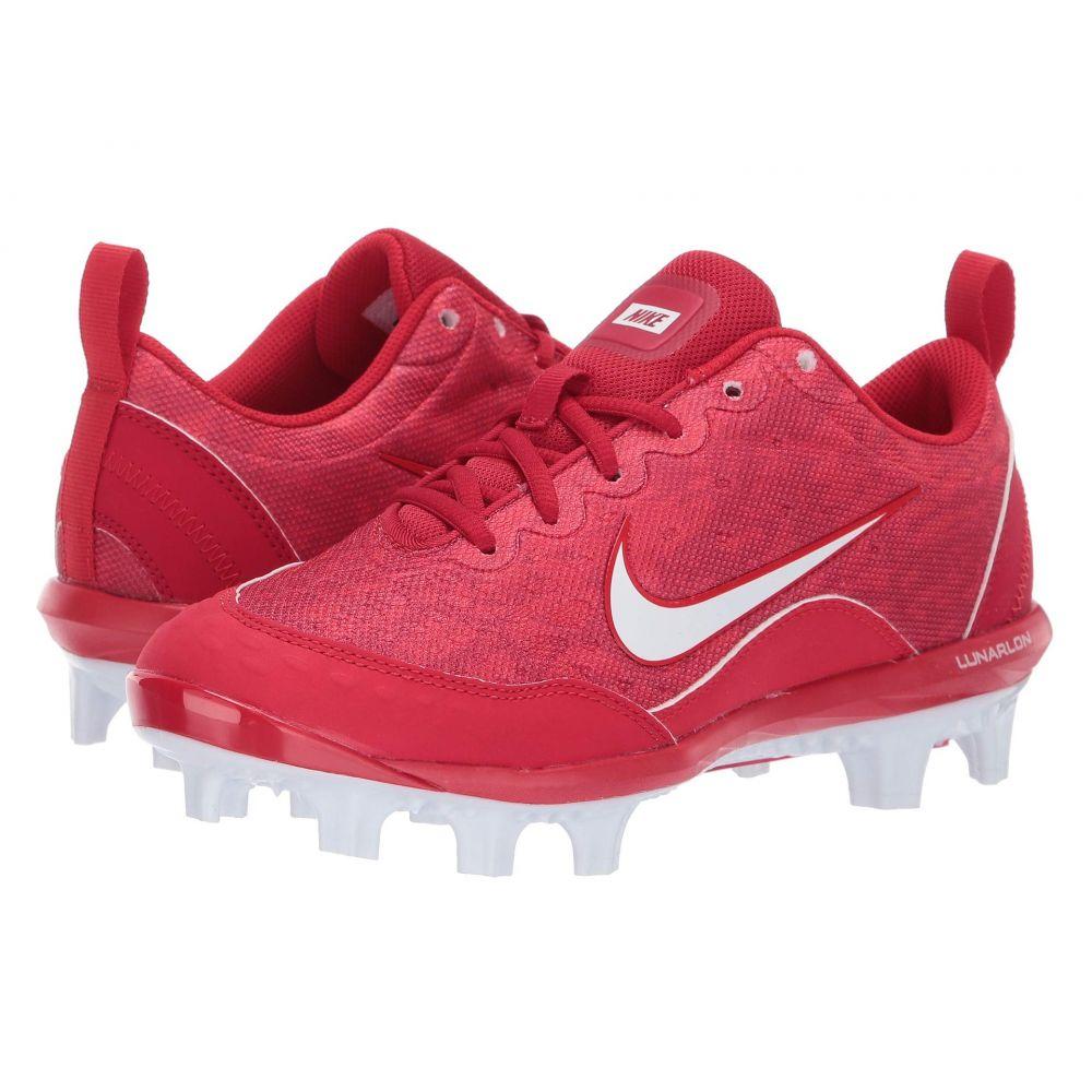 ナイキ Nike レディース 野球 シューズ・靴【Hyperdiamond 2 Pro MCS】Gym Red/White/University Red