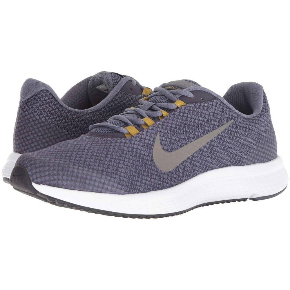 ナイキ Nike メンズ ランニング・ウォーキング シューズ・靴【RunAllDay】Light Carbon/Metallic Pewter/Gridiron