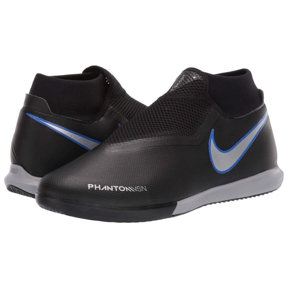 ナイキ Nike メンズ サッカー シューズ・靴【Phantom VSN Academy DF IC】Black/Metallic Silver/Racer Blue