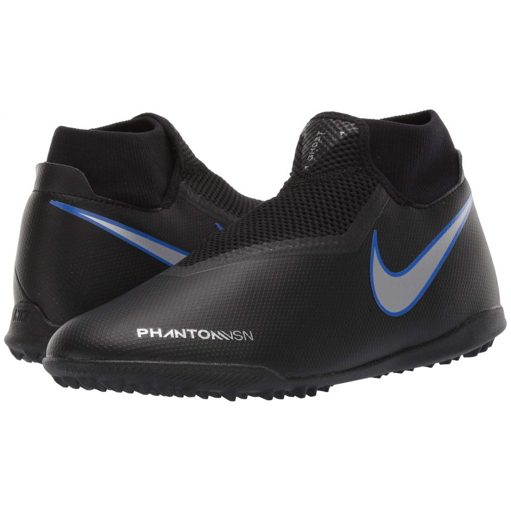 ナイキ Nike メンズ サッカー シューズ・靴【Phantom VSN Academy DF TF】Black/Metallic Silver/Racer Blue