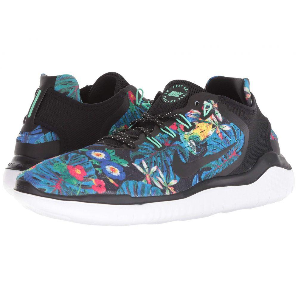 ナイキ Nike メンズ ランニング・ウォーキング シューズ・靴【Free RN 2018 GPX RS】Black/Black/White
