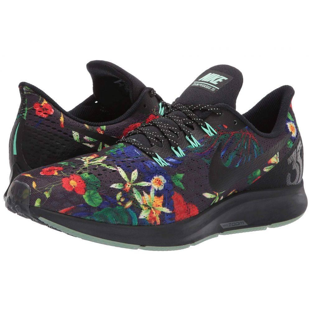 ナイキ Nike メンズ ランニング・ウォーキング シューズ・靴【Air Zoom Pegasus 35 GPX RS】Black/Black/Green Glow
