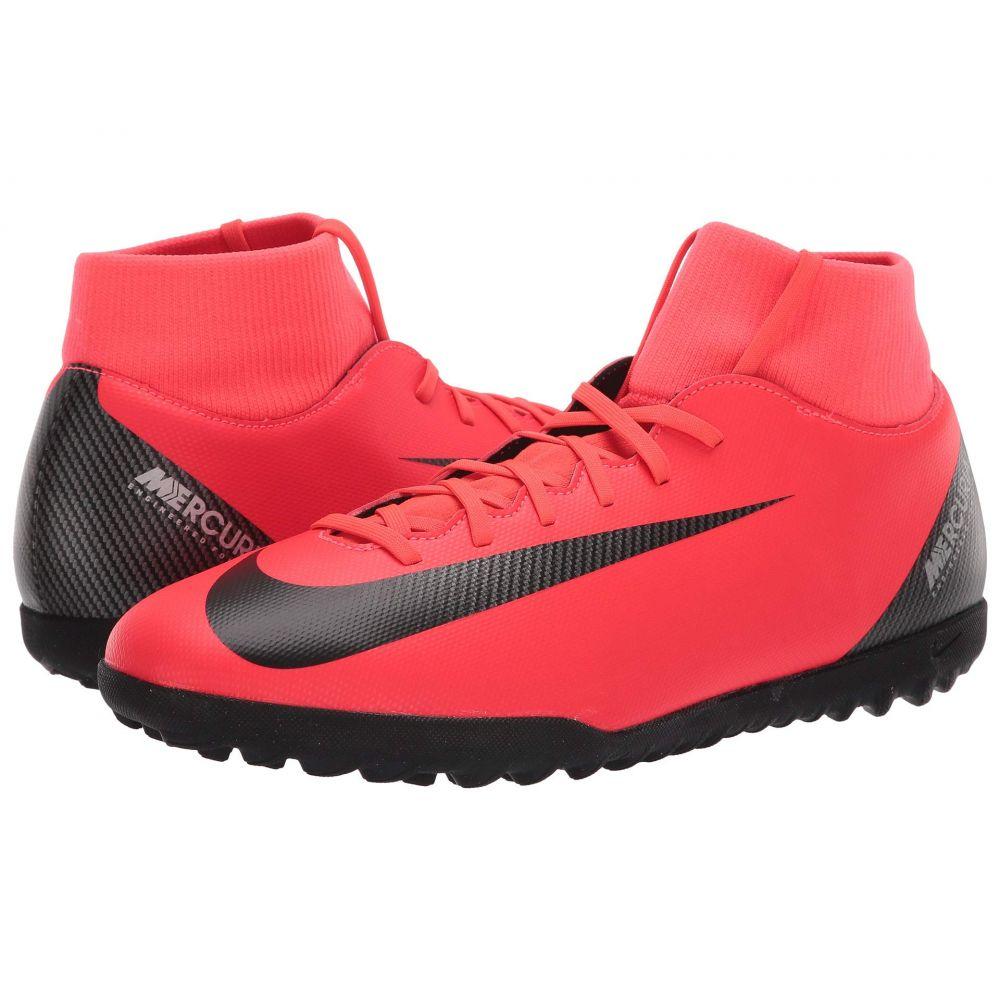 ナイキ Nike メンズ サッカー シューズ・靴【SuperflyX 6 Club CR7 TF】Bright Crimson/Black/Chrome