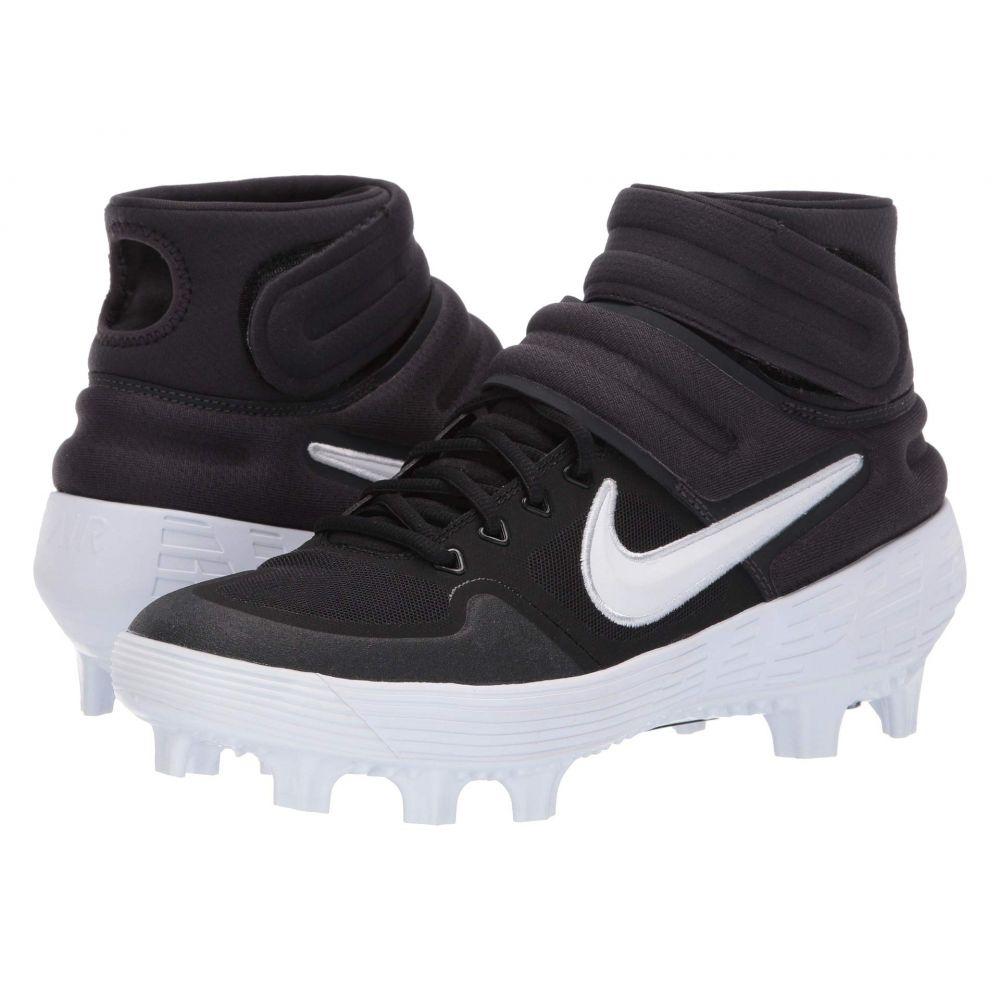 ナイキ Nike メンズ 野球 シューズ・靴【Alpha Huarache Elite 2 Mid MCS】Black/White