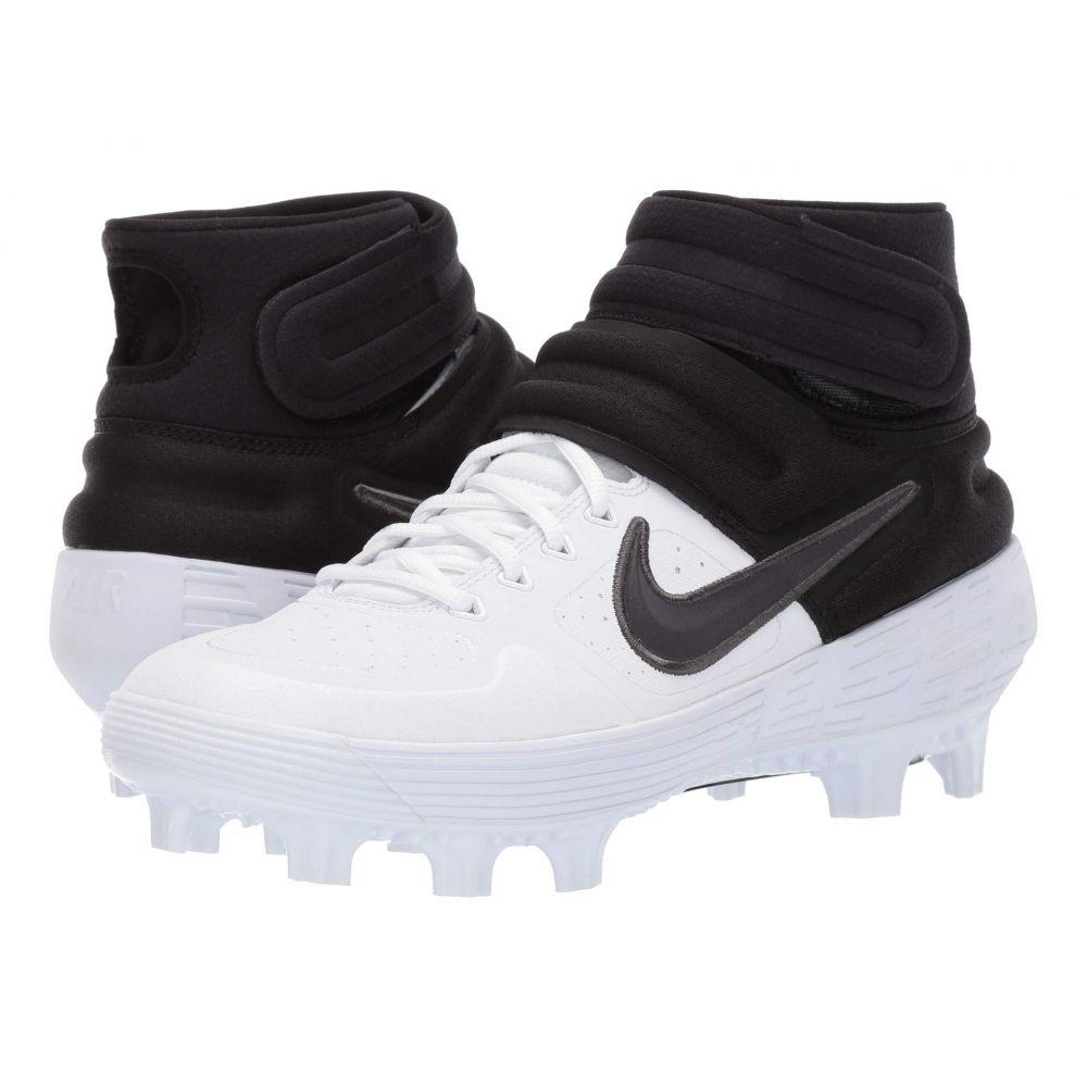 ナイキ Nike メンズ 野球 シューズ・靴【Alpha Huarache Elite 2 Mid MCS】White/Thunder Grey/Black