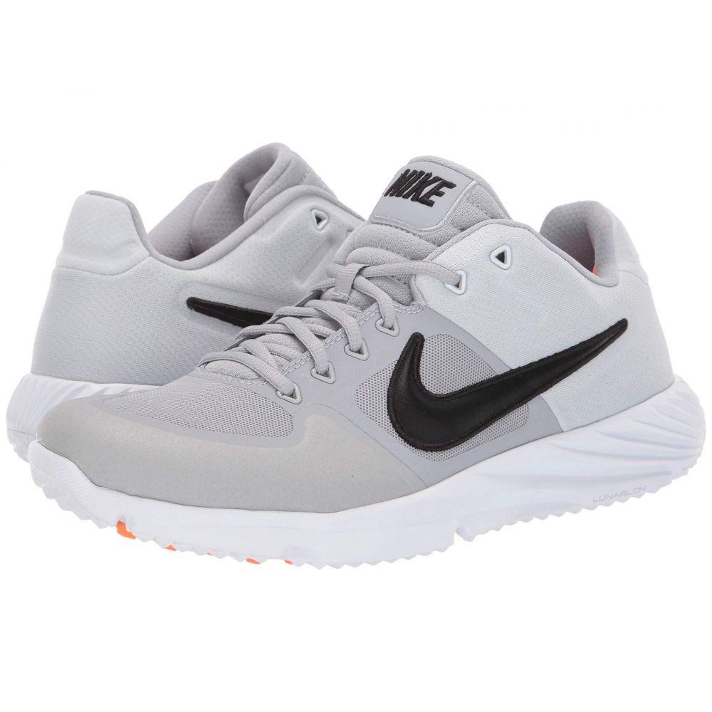 ナイキ Nike メンズ 野球 シューズ・靴【Alpha Huarache Elite 2 Turf】Wolf Grey/Black/Pure Platinum