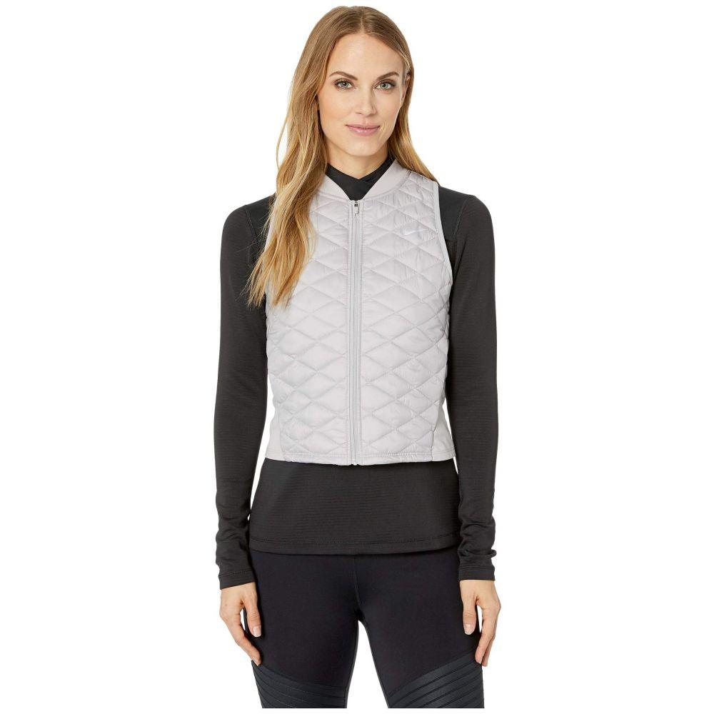 ナイキ Nike レディース トップス ベスト・ジレ【Aerolayer Vest】Atmosphere Grey/Vast Grey