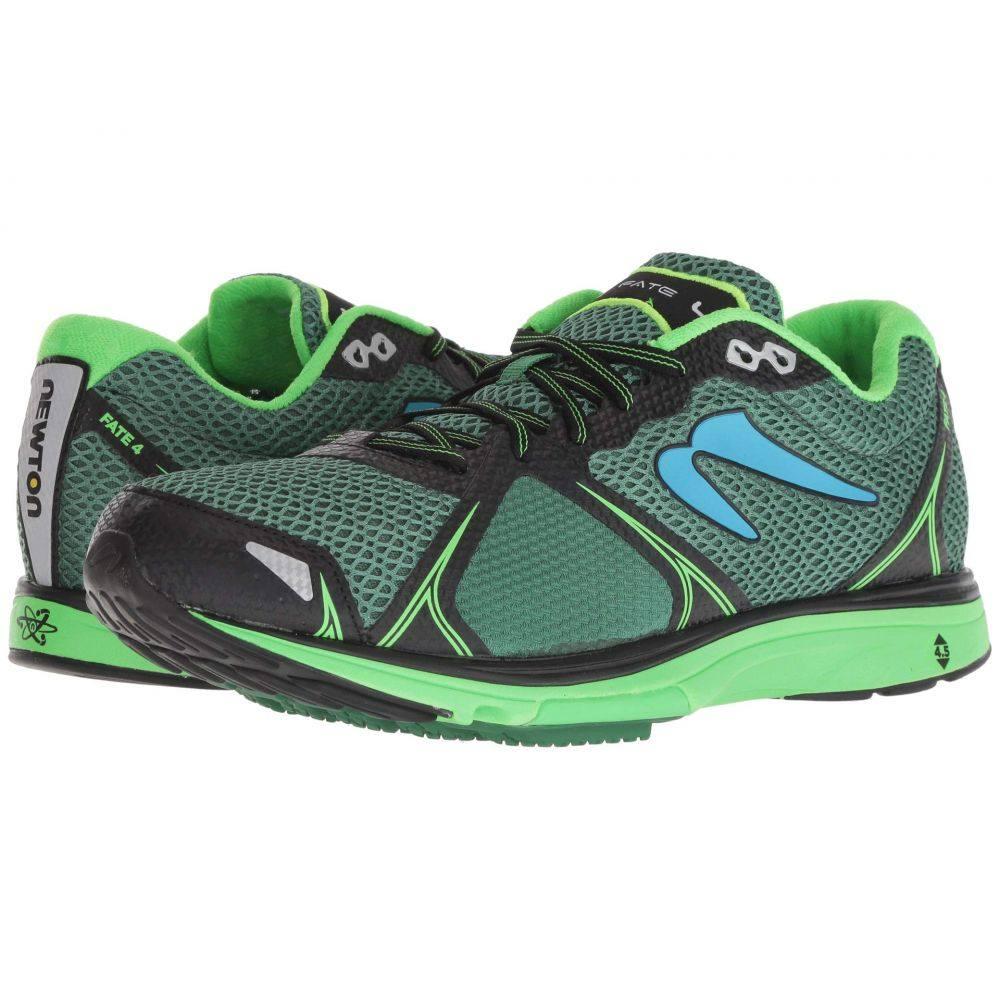 ニュートンランニング Newton Running メンズ ランニング・ウォーキング シューズ・靴【Fate 4】Lime/Forest Green