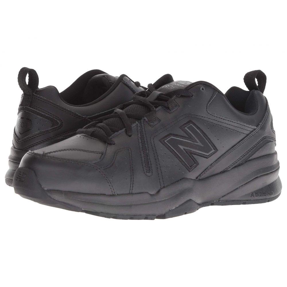ニューバランス New Balance メンズ シューズ・靴 スニーカー【MX608v5】Black/Black