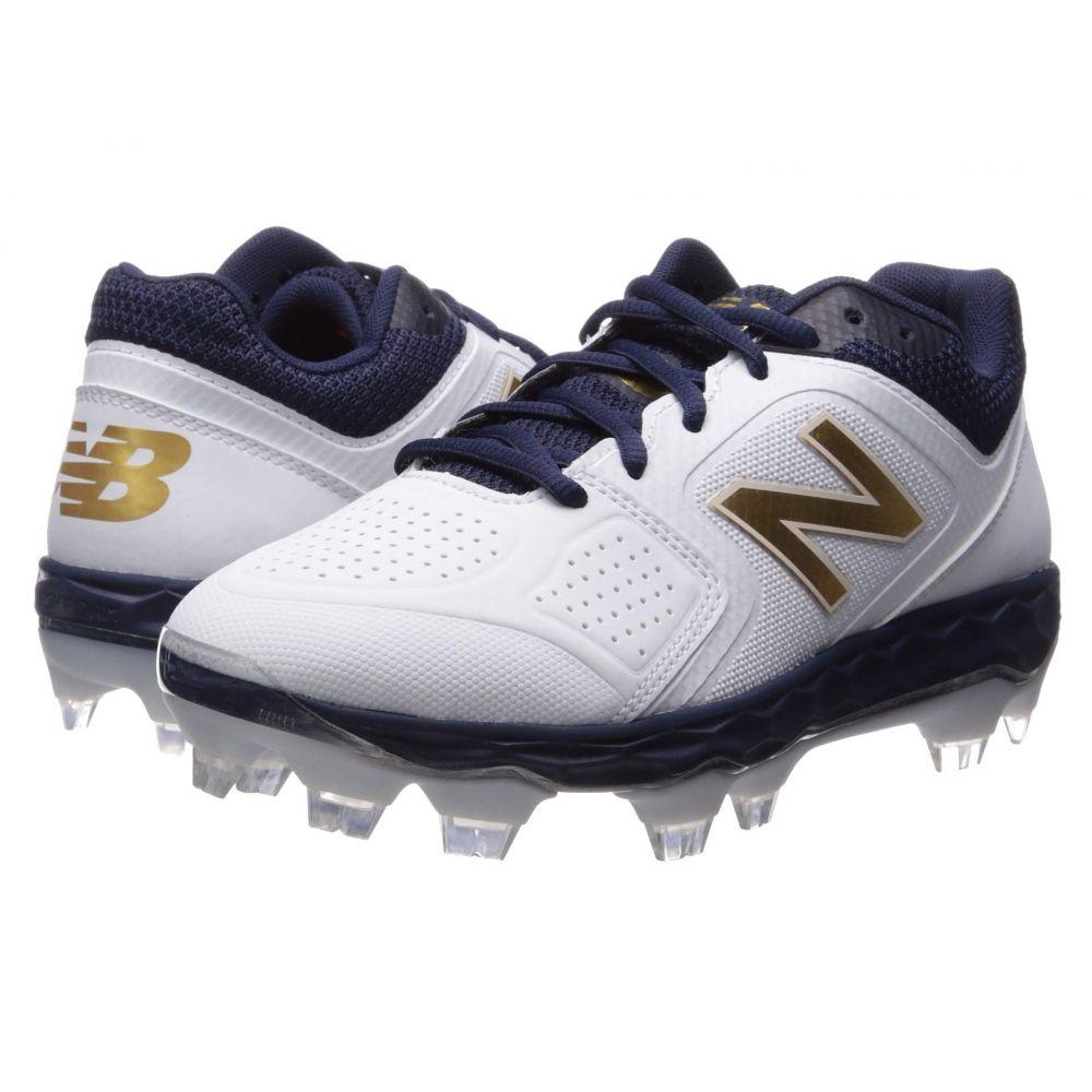 ニューバランス New Balance レディース 野球 シューズ・靴【Fresh Foam SPVELOv1】Navy/White