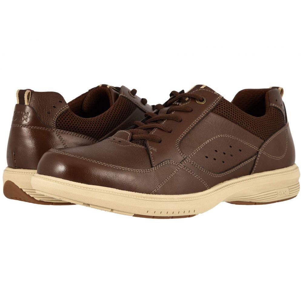 ナンブッシュ Nunn Bush メンズ シューズ・靴 スニーカー【Kore Walk Moc Toe Oxford】Brown