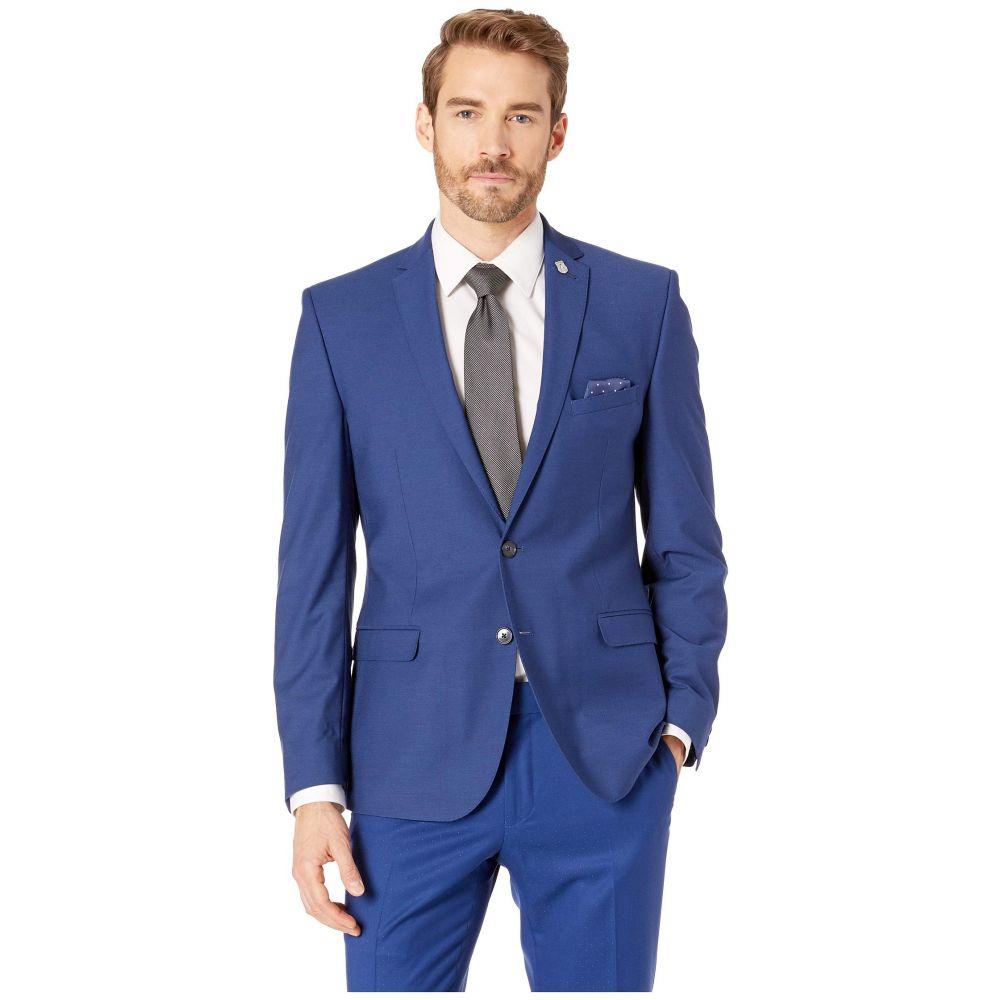 ニック グラハム Nick Graham メンズ アウター コート【Blue Tonal Sports Coat】Blue