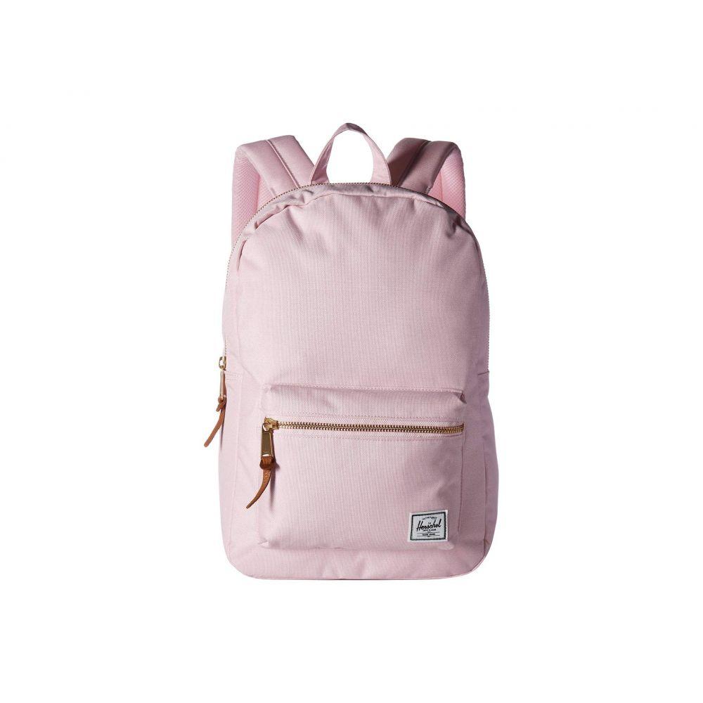 ハーシェル サプライ Herschel Supply Co. レディース バッグ バックパック・リュック【Settlement Mid-Volume】Pink Lady Crosshatch