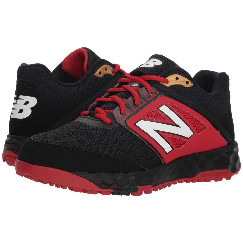 ニューバランス New Balance メンズ 野球 シューズ・靴【T3000V4 Baseball】Black/Red