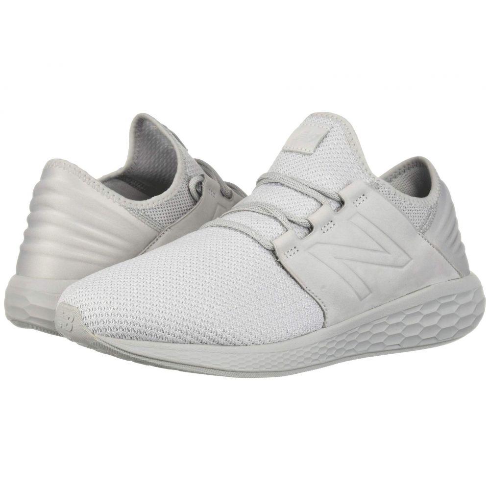 ニューバランス New Balance メンズ シューズ・靴 スニーカー【Fresh Foam Cruz v2 Nubuck】Arctic Fox/White