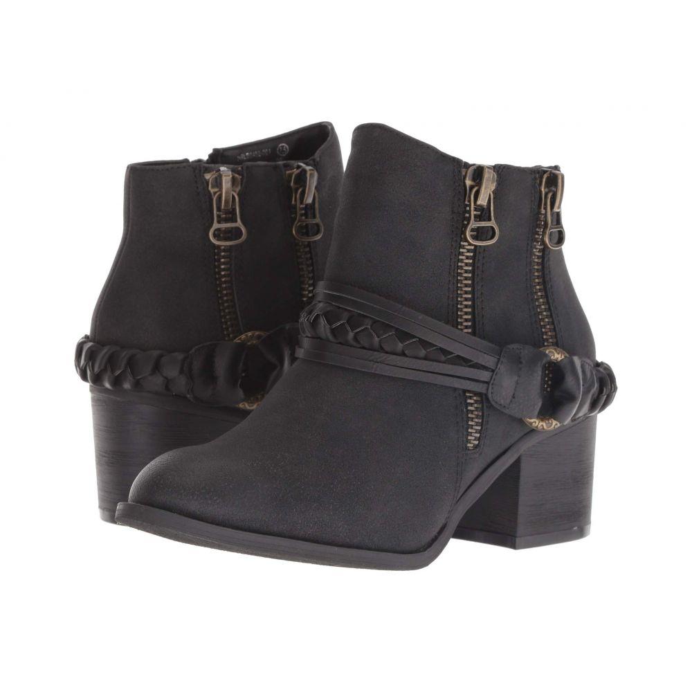 ノットレイテッド Not Rated レディース シューズ・靴 ブーツ【Chryse】Black