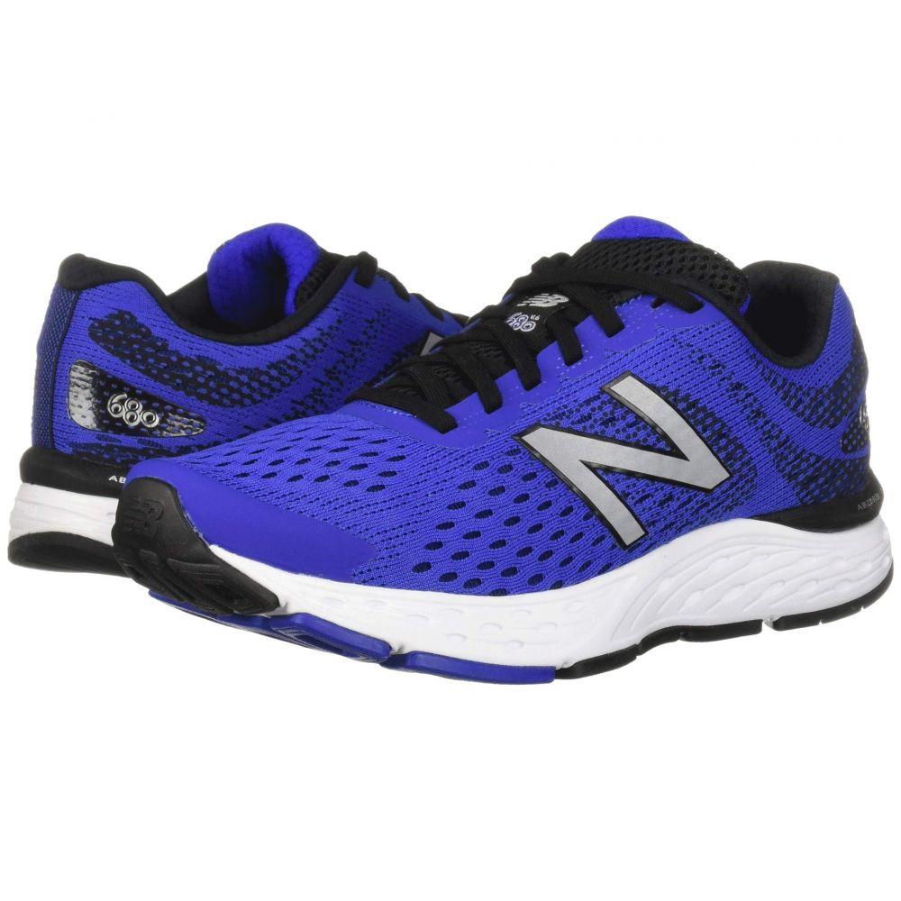 ニューバランス New Balance メンズ ランニング・ウォーキング シューズ・靴【680v6】UV Blue/Black