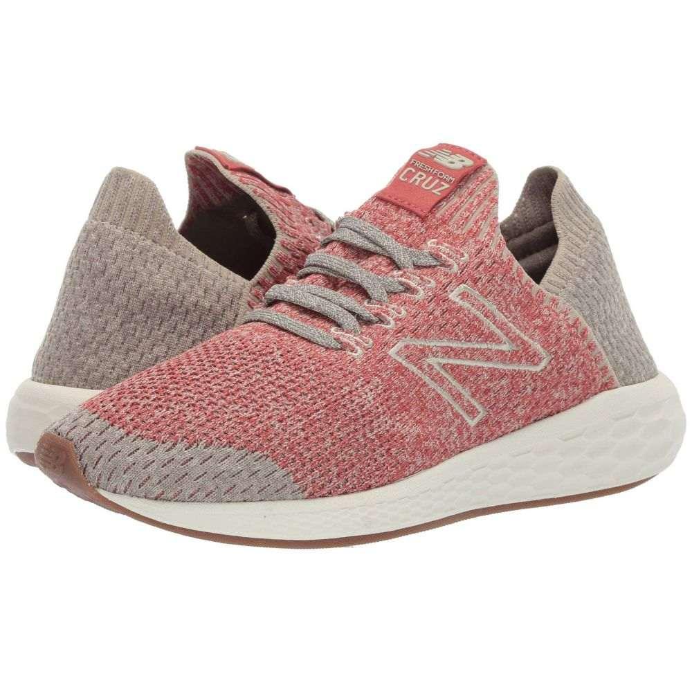 ニューバランス New Balance メンズ ランニング・ウォーキング シューズ・靴【Fresh Foam Cruz v2 Sock Fit】Raw Clay/Stoneware