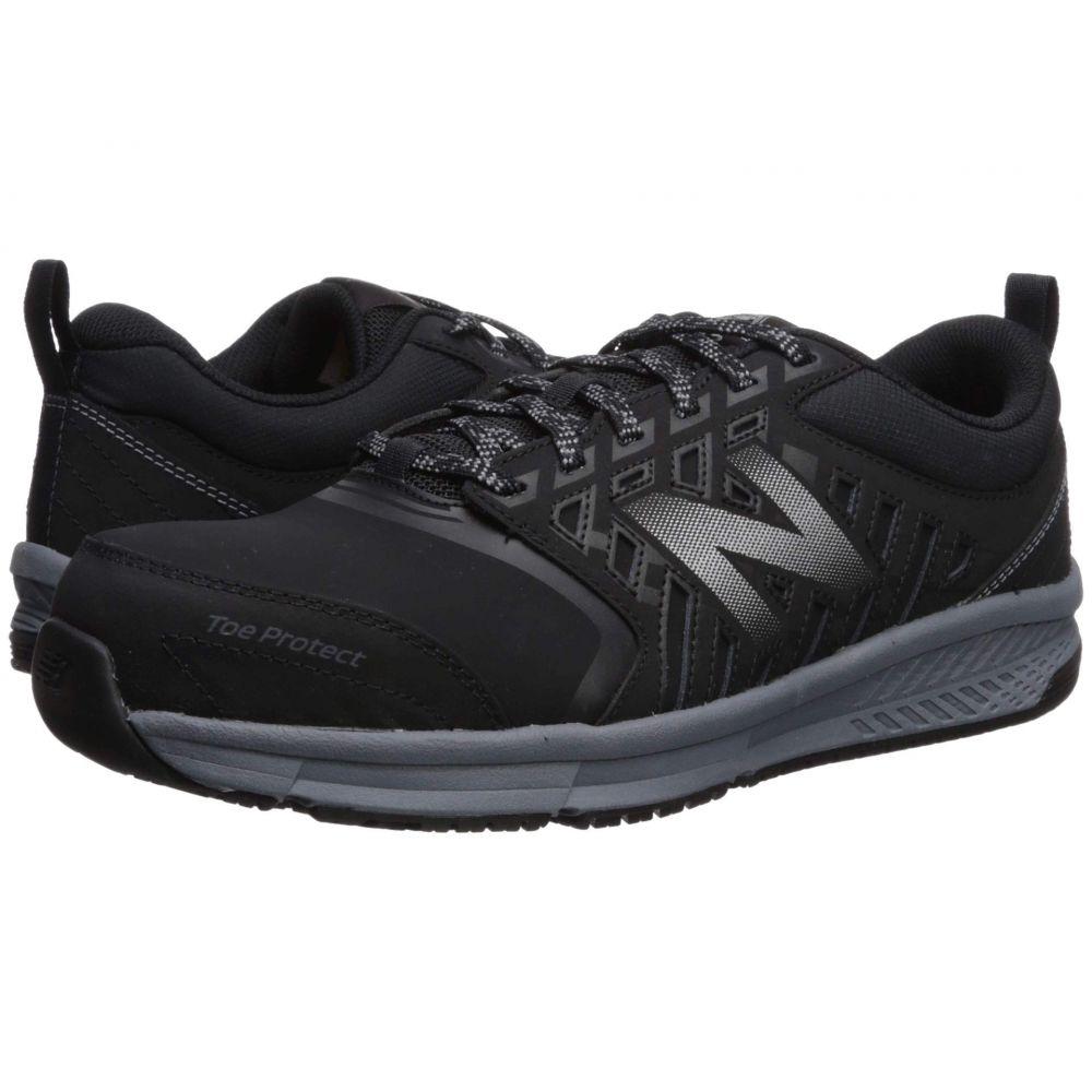 ニューバランス New Balance メンズ シューズ・靴 スニーカー【MID412v1】Black/Silver