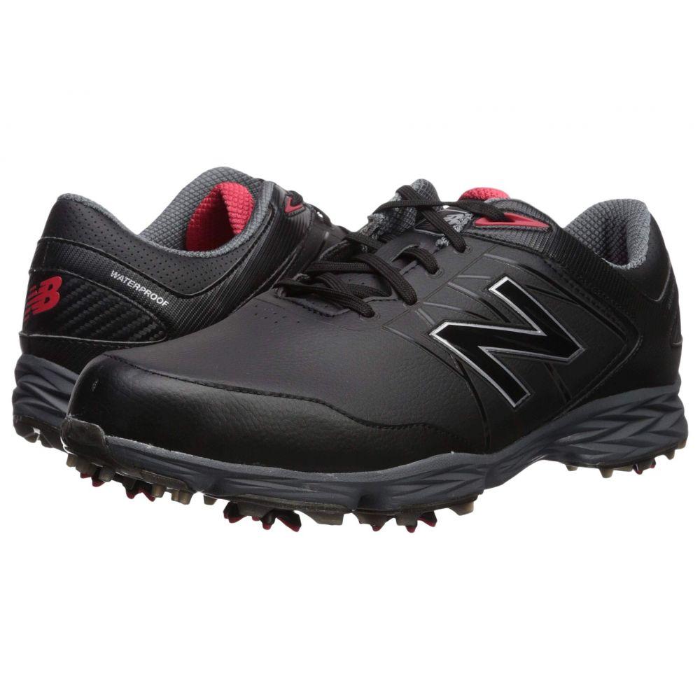 ニューバランス New Balance Golf メンズ シューズ・靴 スニーカー【Striker】Black/Red
