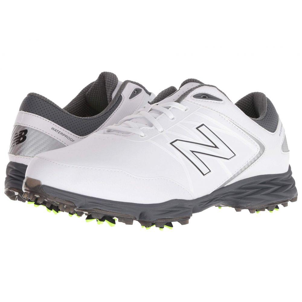 ニューバランス New Balance Golf メンズ シューズ・靴 スニーカー【Striker】White/Grey