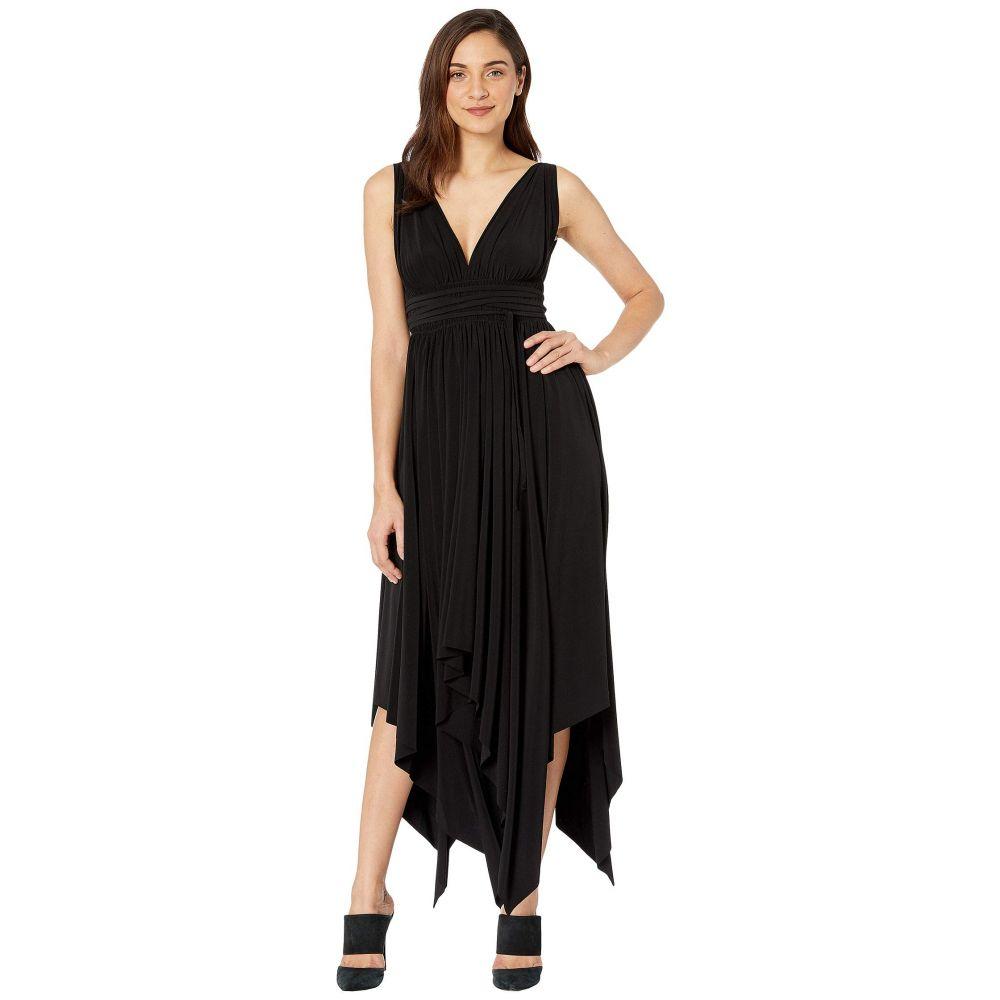 ノーマ カマリ KAMALIKULTURE by Norma Kamali レディース ワンピース・ドレス ワンピース【Goddess Dress】Black