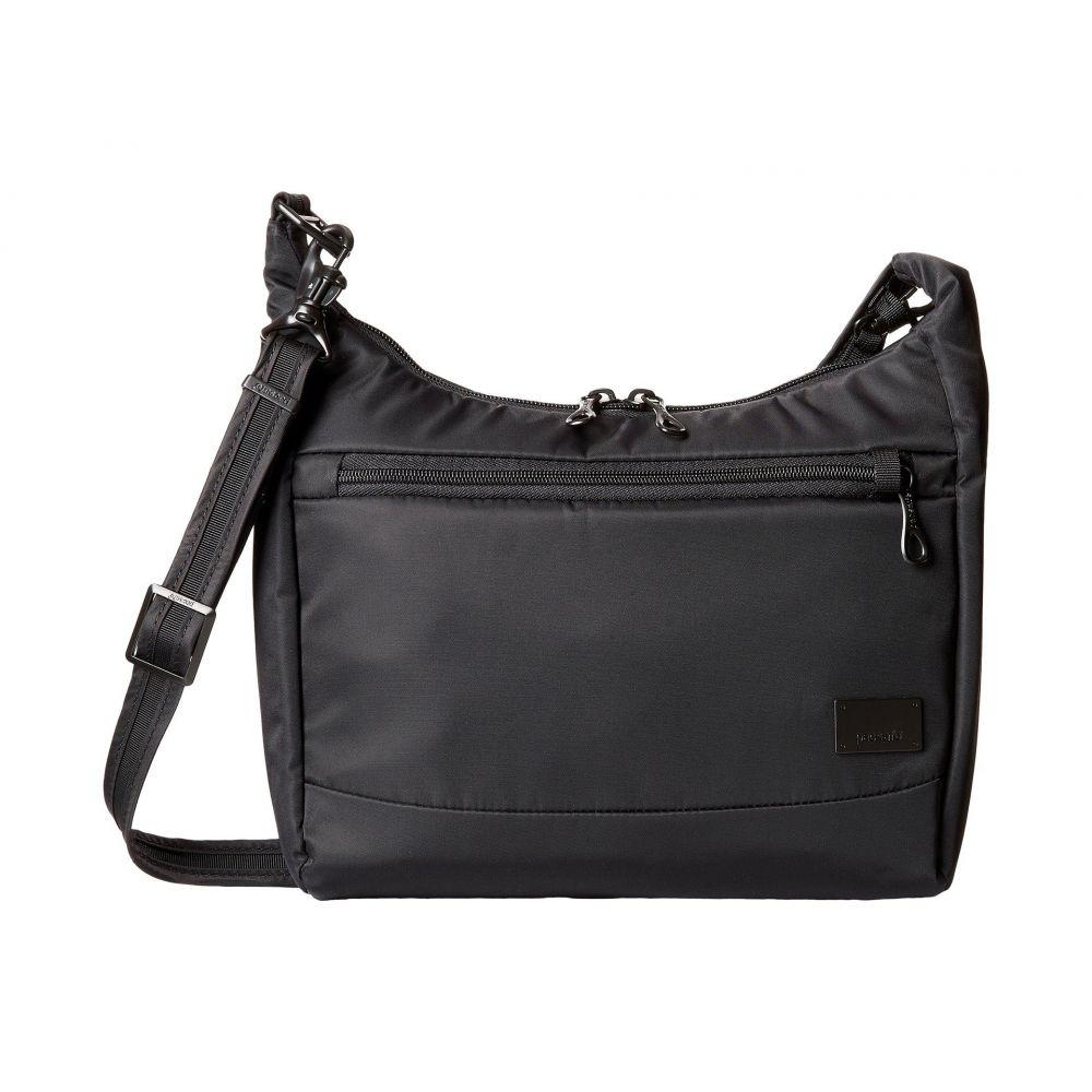 パックセイフ Pacsafe レディース バッグ バッグ レディース ハンドバッグ【Citysafe CS100 Anti-Theft Anti-Theft Travel Handbag】Black, マハタギヤ:94131850 --- sunward.msk.ru