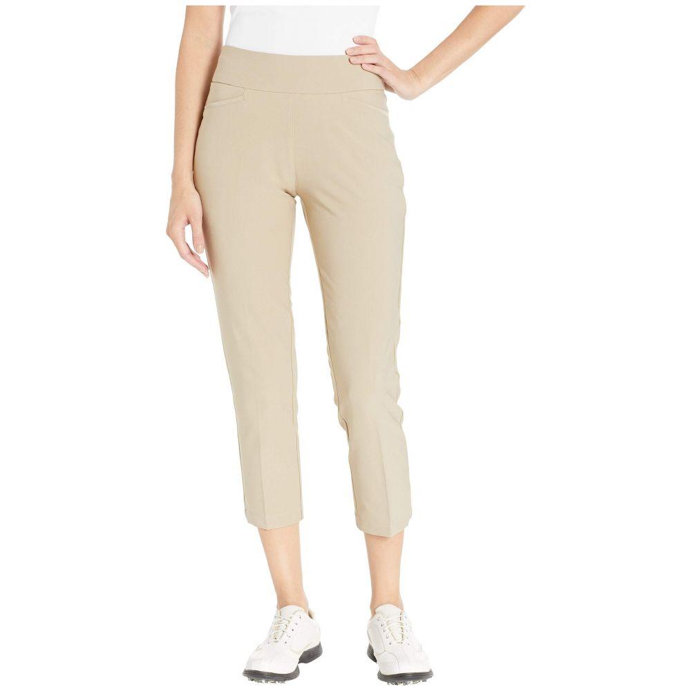 アディダス adidas Golf レディース ボトムス・パンツ クロップド【Ultimate365 Adistar Cropped Pants】Trace Khaki