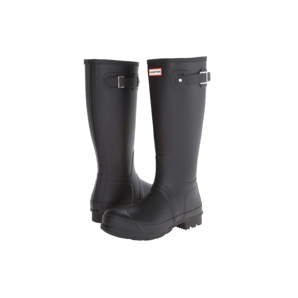 ハンター Hunter メンズ シューズ・靴 レインシューズ・長靴【Original Tall Rain Boots】Black