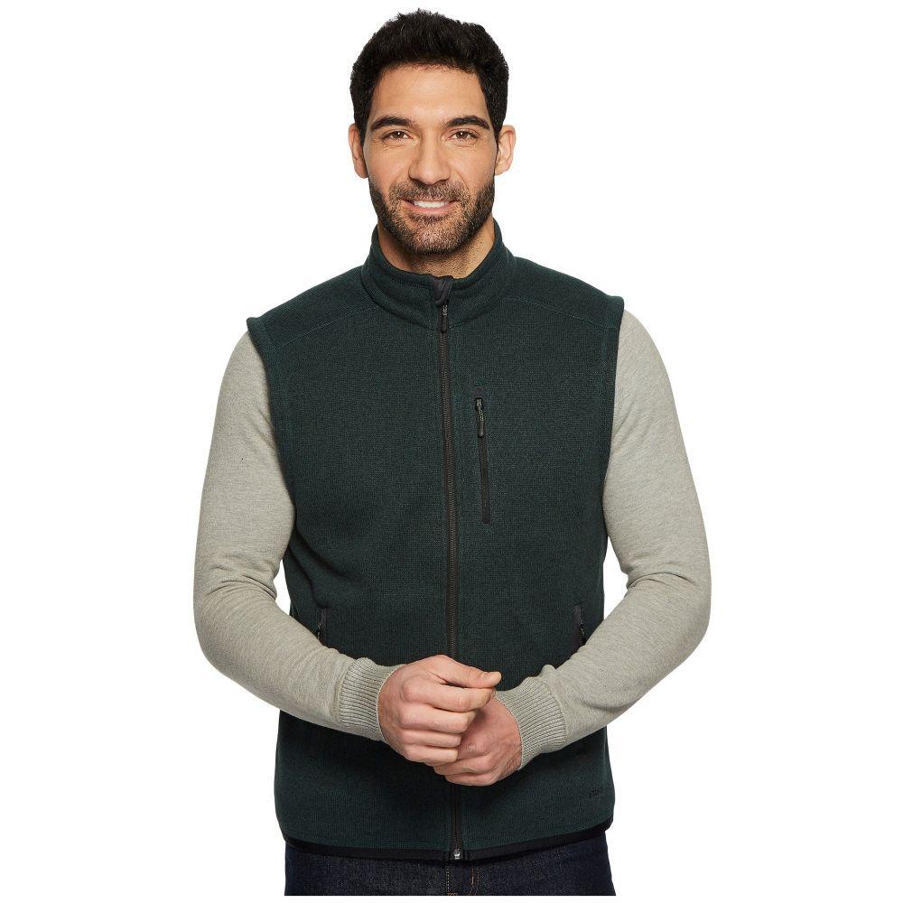 フィルソン Filson メンズ トップス ベスト・ジレ【Ridgeway Fleece Vest】Spruce