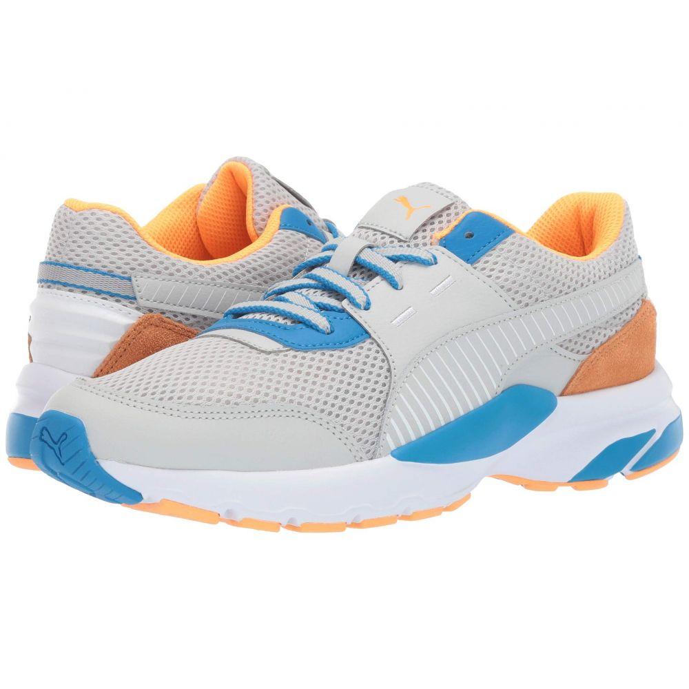 プーマ PUMA メンズ ランニング・ウォーキング シューズ・靴【Future Runner Premium】Gray Violet/Indigo Bunting/Orange Pop
