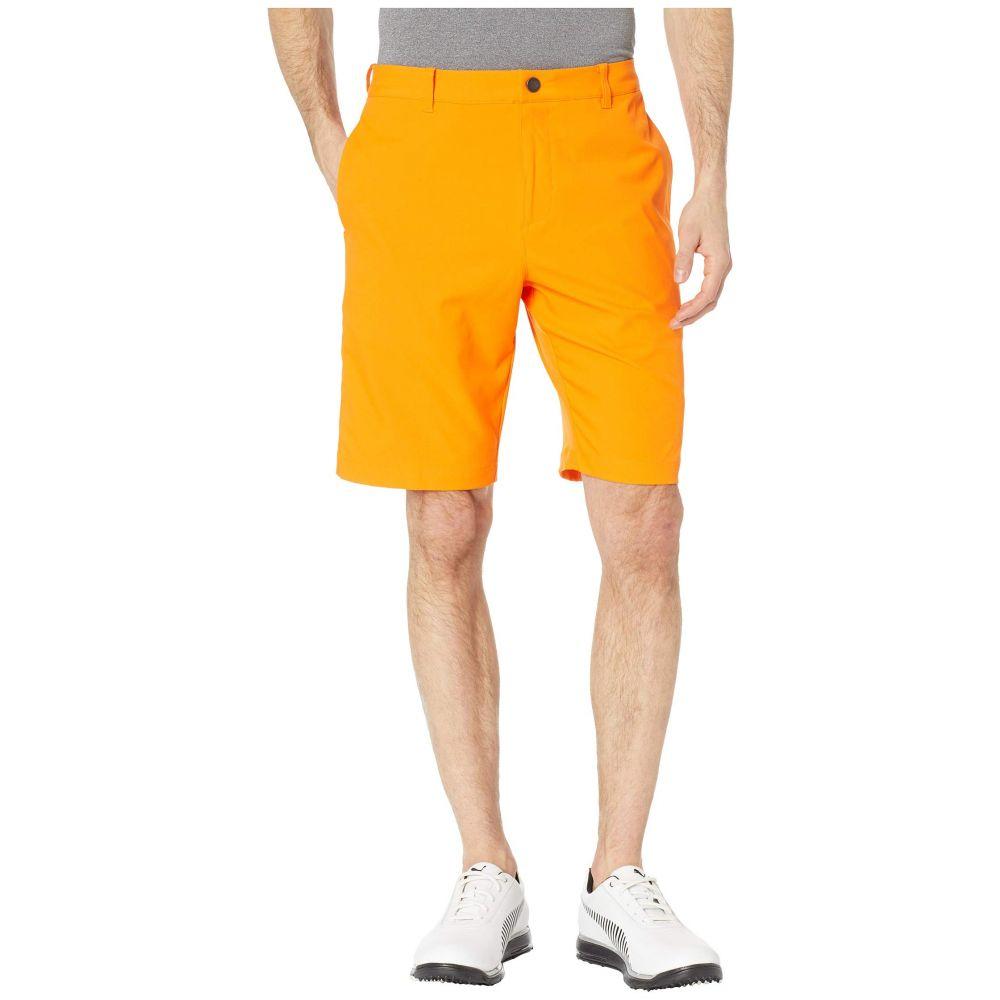 プーマ PUMA Golf メンズ ボトムス・パンツ ショートパンツ【Jackpot Shorts】Vibrant Orange