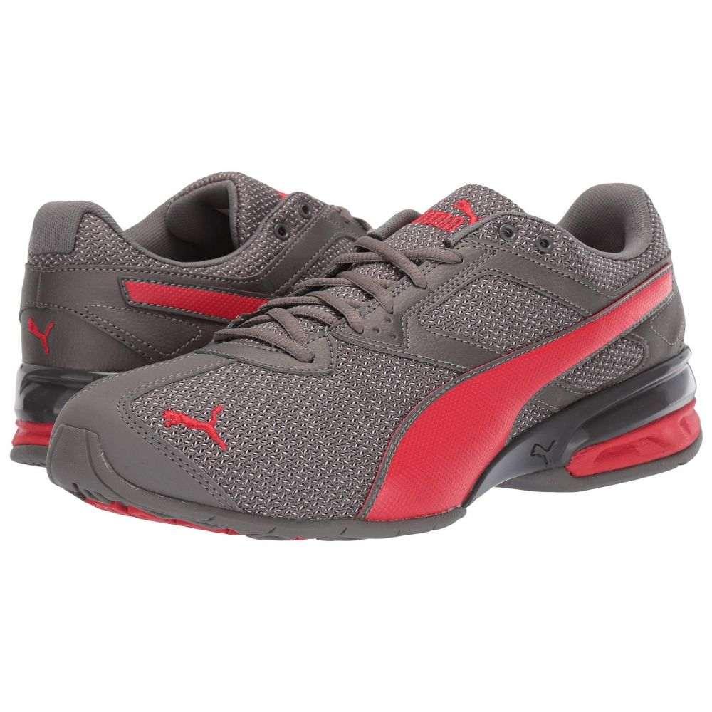 プーマ PUMA メンズ ランニング・ウォーキング シューズ・靴【Tazon 6 Zag】Charcoal Gray/High Risk Red
