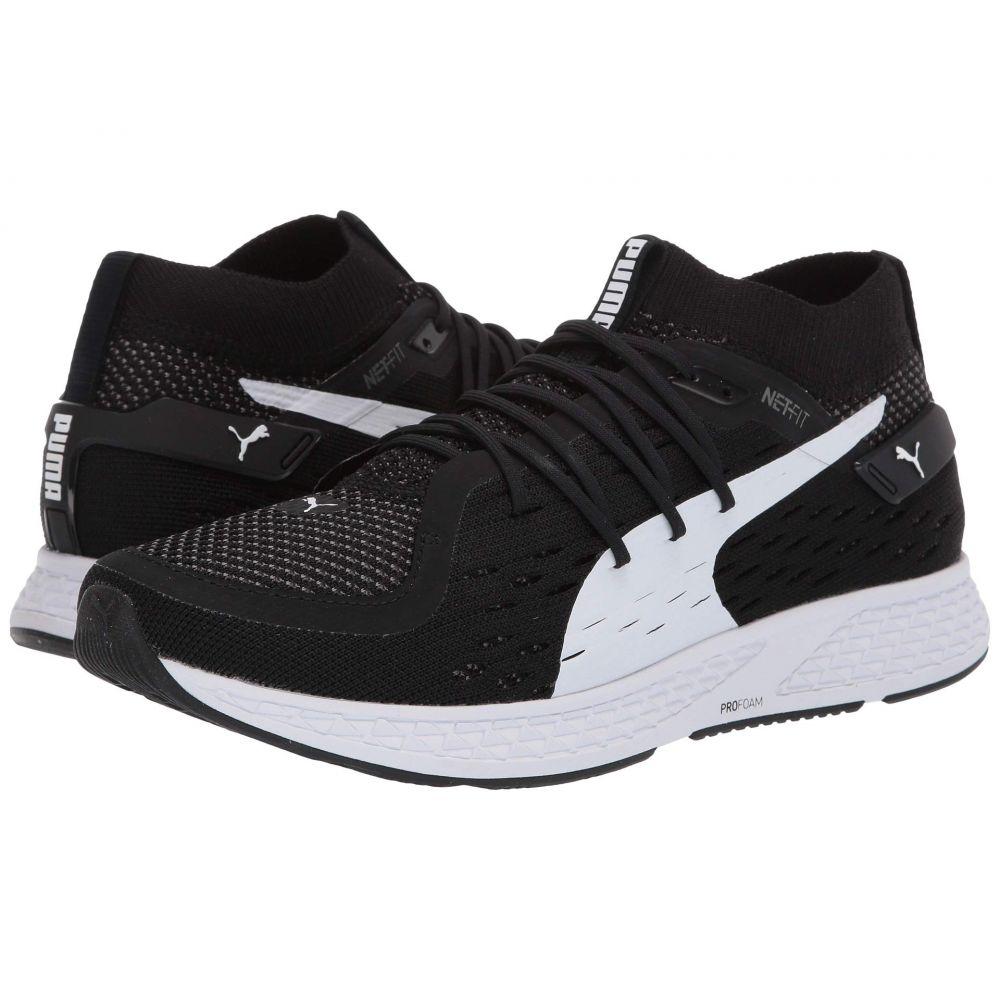 プーマ PUMA メンズ ランニング・ウォーキング シューズ・靴【Speed 500】Puma Black/Puma White