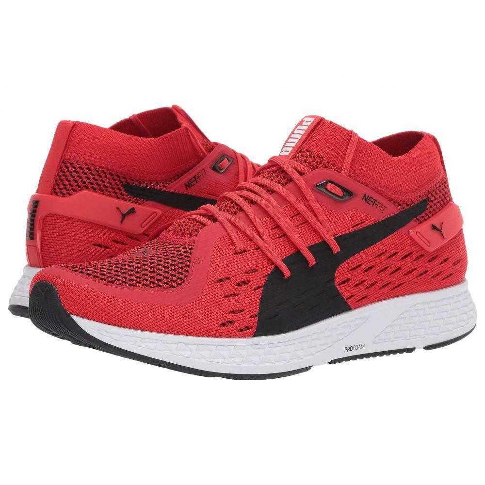 プーマ PUMA メンズ ランニング・ウォーキング シューズ・靴【Speed 500】High Risk Red/Puma Black