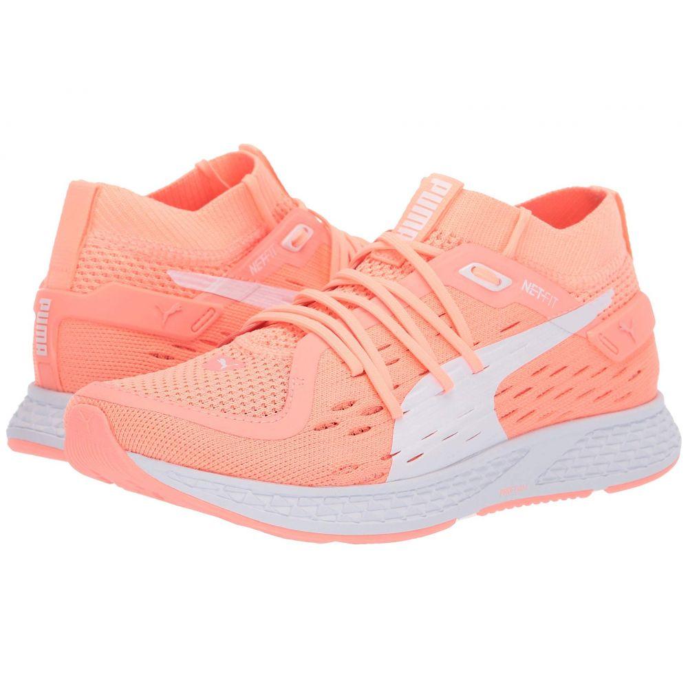 プーマ PUMA レディース ランニング・ウォーキング シューズ・靴【Speed 500】Bright Peach/Puma White