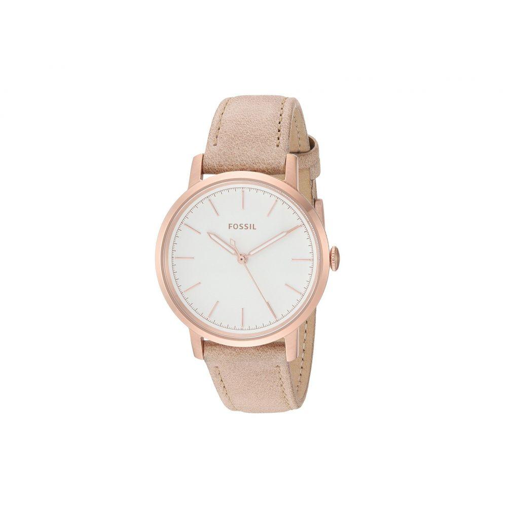 フォッシル Fossil レディース 腕時計【Neely Leather - ES4185】White