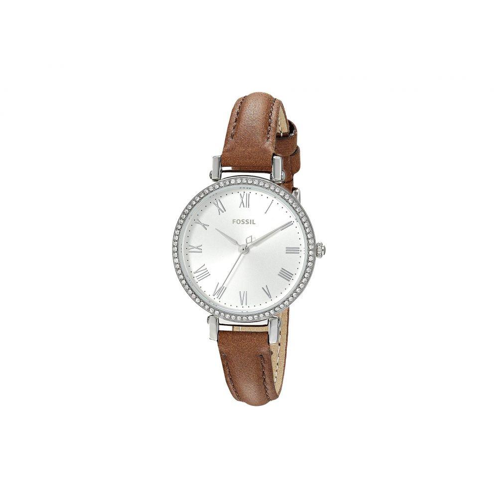 フォッシル Fossil レディース 腕時計【Kinsey - ES4446】Brown