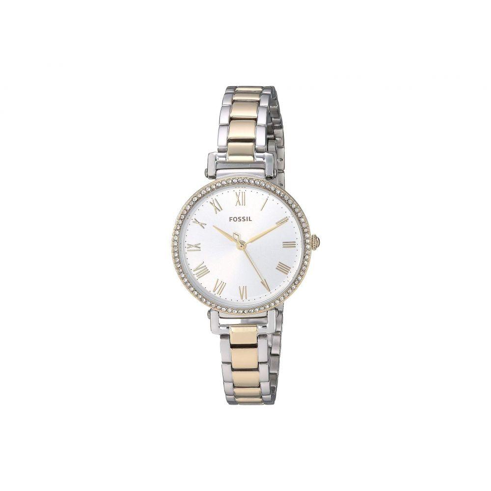 フォッシル Fossil レディース 腕時計【Kinsey - ES4449】Gold/Silver