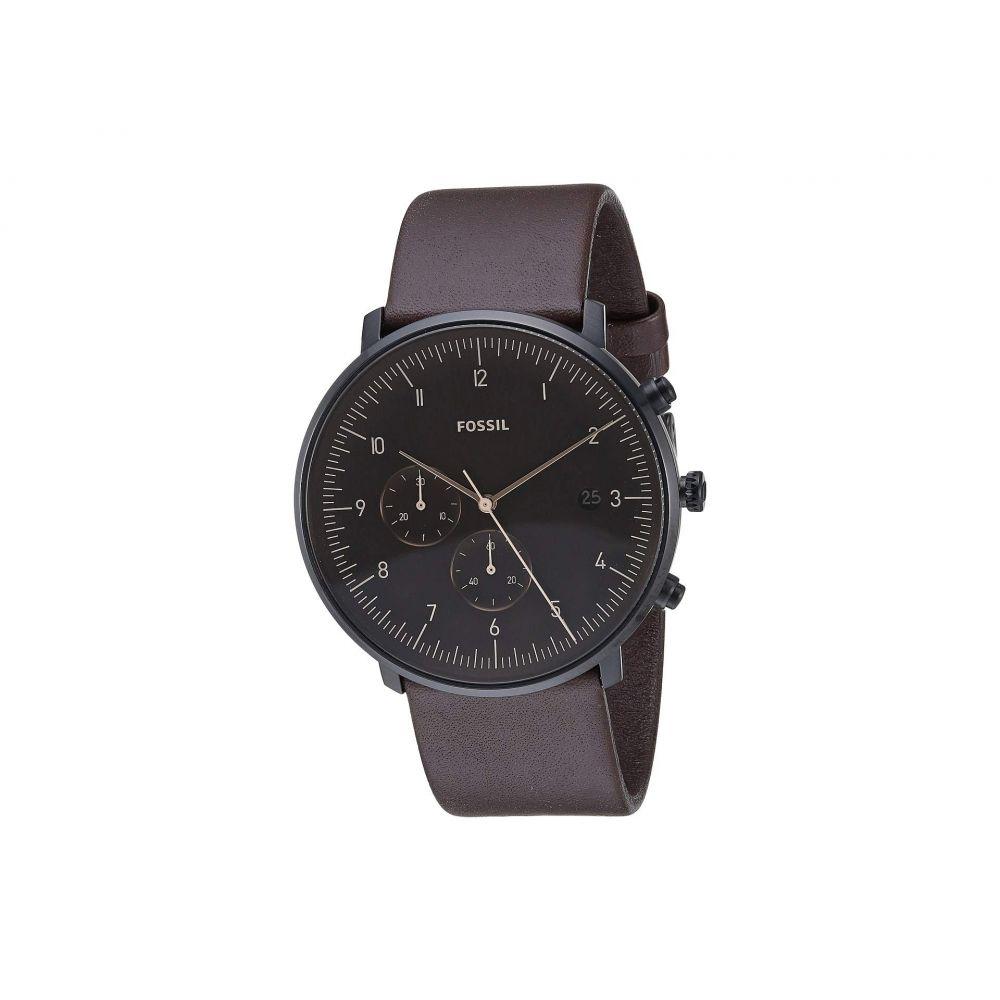 フォッシル Fossil メンズ 腕時計【Chase - FS5485】Brown
